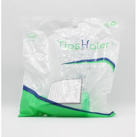 Tips Haler Chambre d'Inhalation pour Aérosol-Doseur +6ans