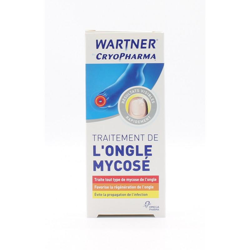 Wartner CryoPharma Traitement de l'Ongle Mycosé 7ml