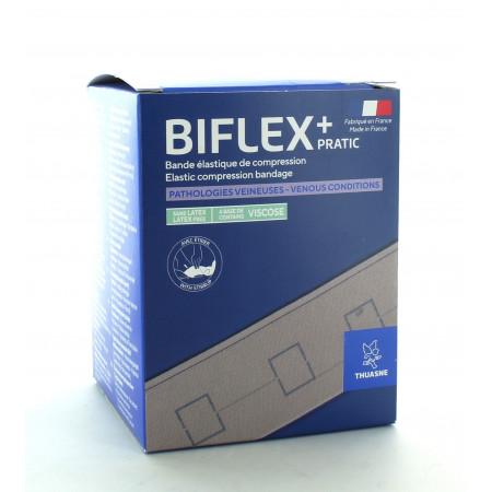 Thuasne Biflex+ Pratic Bande Élastique de Compression 16 10X4m