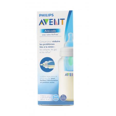 Philips Avent Biberon Anti-Colic 3m+ 330ml