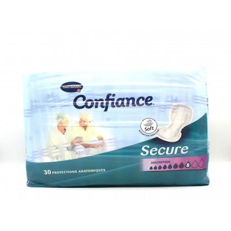Confiance Secure Niveau 8 30 Protections Anatomiques