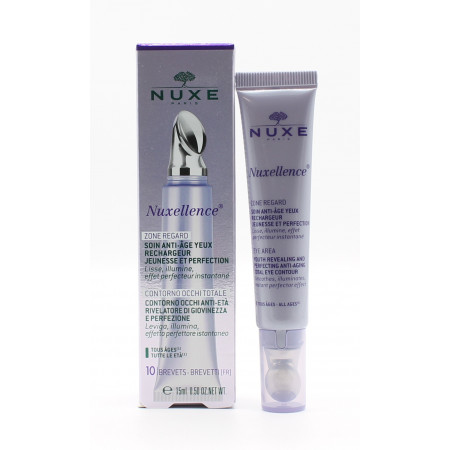 Nuxe Nuxellence Soin Anti-âge Yeux 15ml