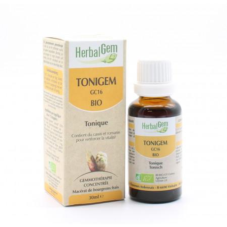 HerbalGem Tonigem GC16 Bio 30ml