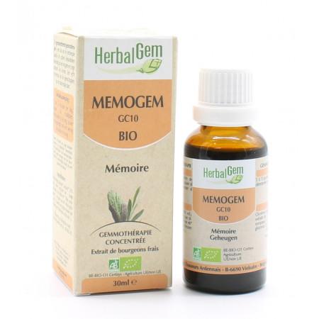 HerbalGem Memogem GC10 Bio 30ml