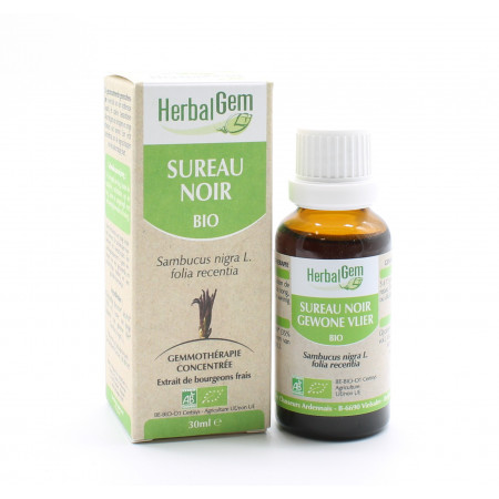 HerbalGem Sureau Noir Bio 30ml