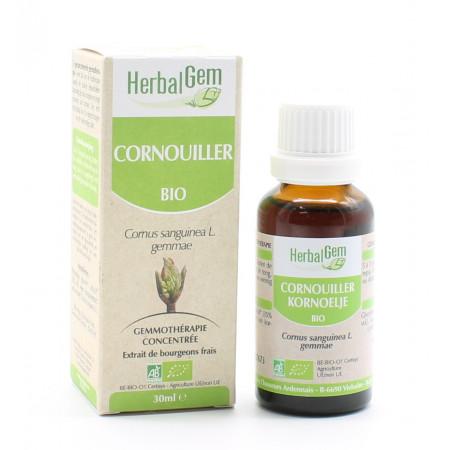 HerbalGem Cornouiller Bio 30ml