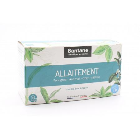 Santane Tisane Allaitement 24 sachets