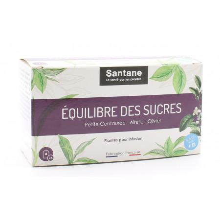 Santane Équilibre des Sucres 24 sachets