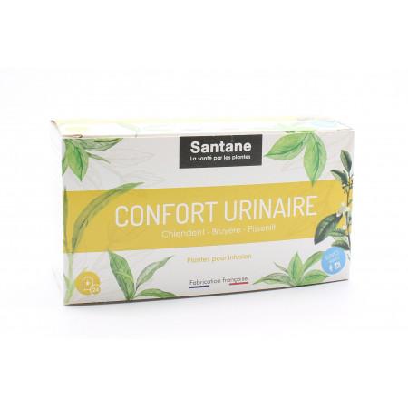 Santane Tisane Confort Urinaire 24 sachets