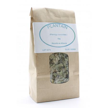 UPrana Tisane Plantain Vrac 50g