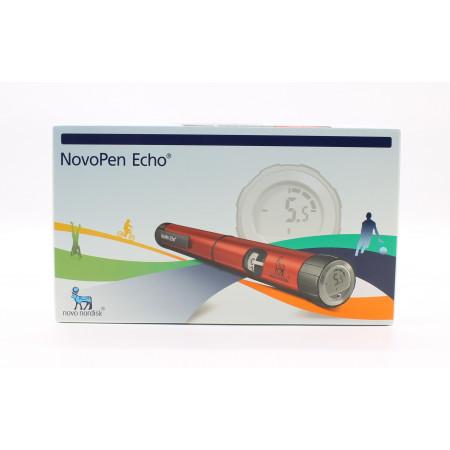 NovoPen Echo Stylo Injecteur d'Insuline Rouge