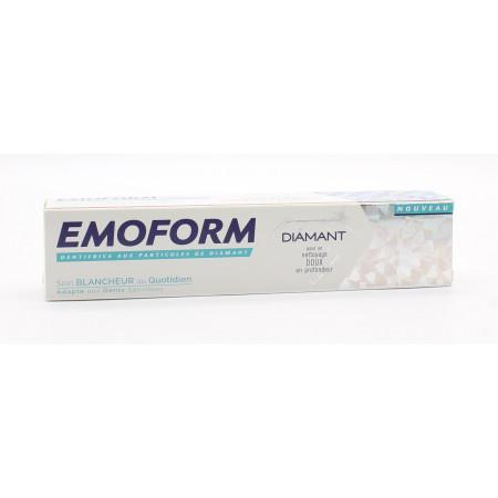 Emoform Diamant Dentifrice Blancheur 75ml