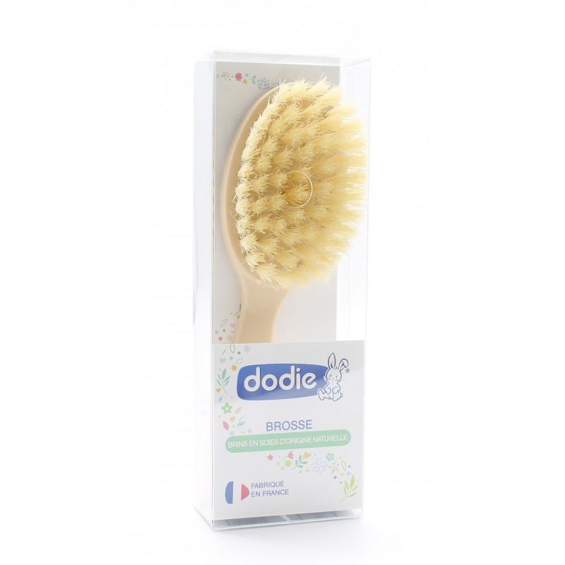 Dodie Brosse à Cheveux Bébé en Soies