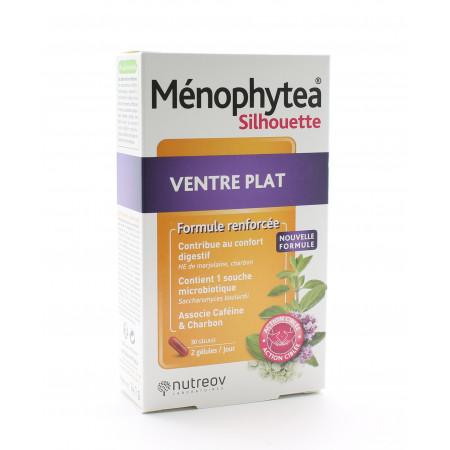 Ménophytea Silhouette Ventre Plat 30 gélules