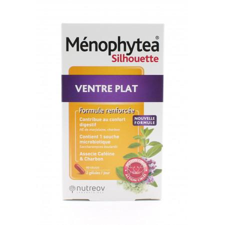 Ménophytéa Silhouette Ventre Plat 60 gélules