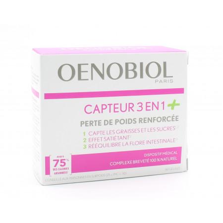 Oenobiol Capteur 3en1 + 60 gélules