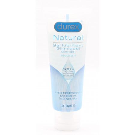 Durex Natural Gel Lubrifiant Hydra+ 100ml