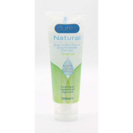 Gel Lubrifiant Naturel Durex 100 ml