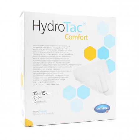 HydroTac Comfort 15X15cm 10 pièces