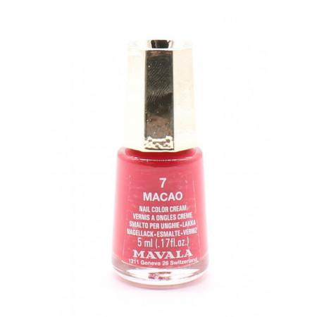 Mavala 7 Macao Vernis à Ongles 5ml