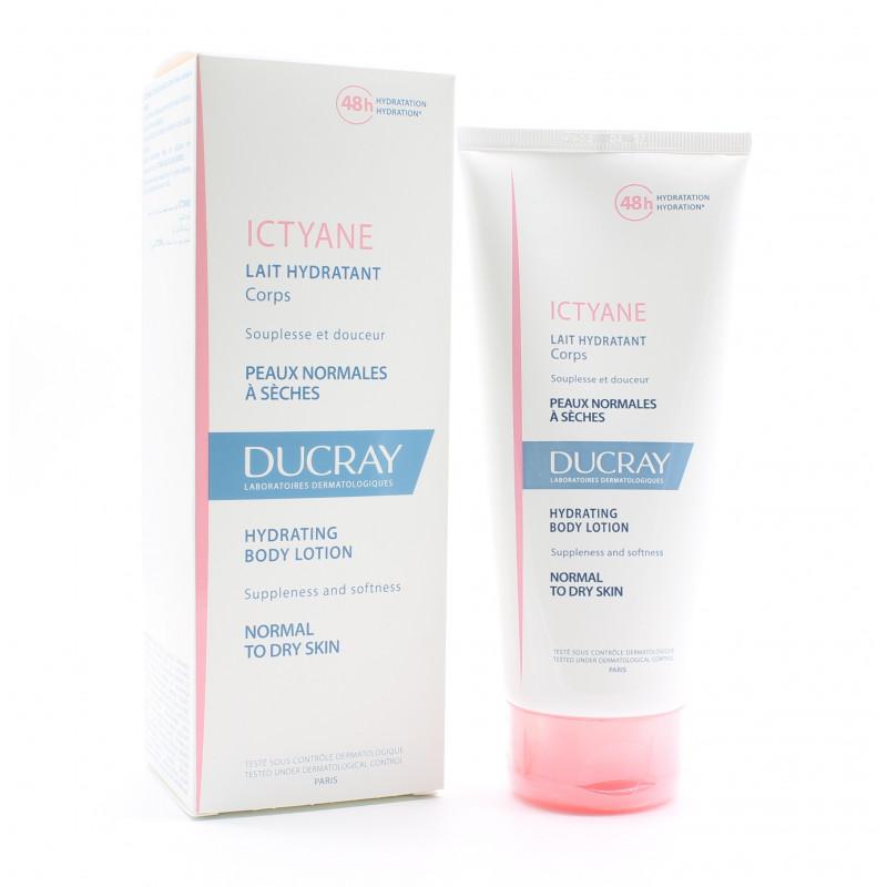 Ducray Ictyane Lait Hydratant 200ml