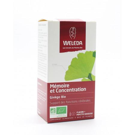 Weleda Mémoire et Concentration 60ml