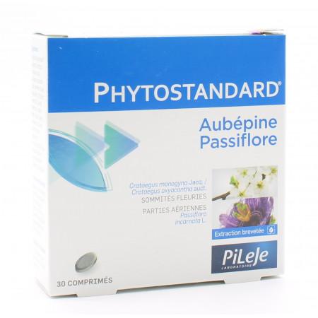 PiLeJe Phytostandard Aubépine / Passiflore 30 comprimés