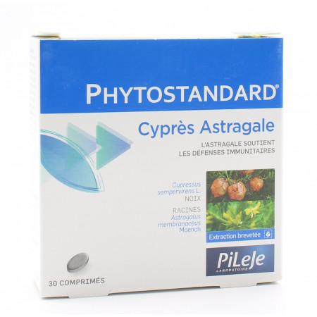 PiLeJe Phytostandard Cyprès / Astragale 30 comprimés
