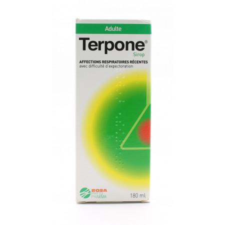 Terpone Sirop 180ml