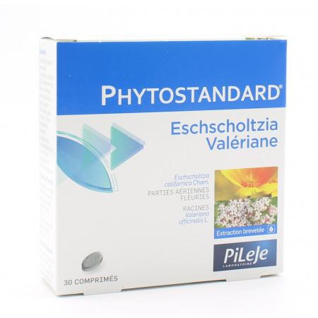 PiLeJe Phytostandard Eschscholtzia / Valériane 30 comprimés