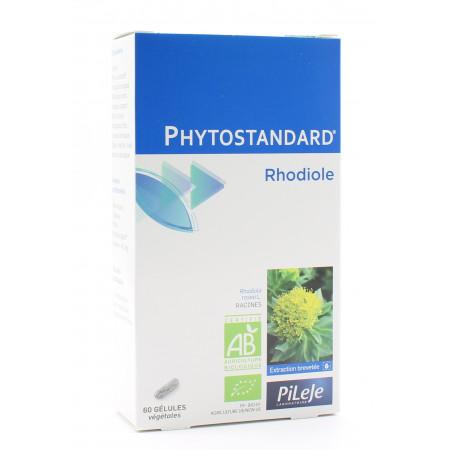PiLeJe Phytostandard Rhodiole 60 gélules