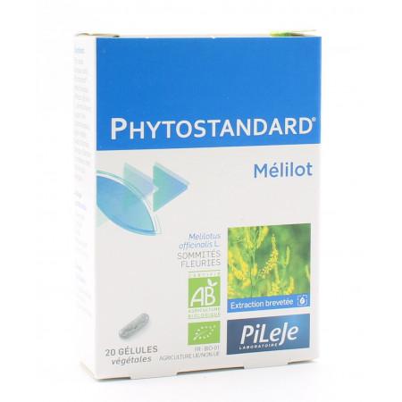PiLeJe Phytostandrad Mélilot 20 gélules