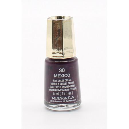 Mavala 30 Mexico Vernis à Ongles 5ml