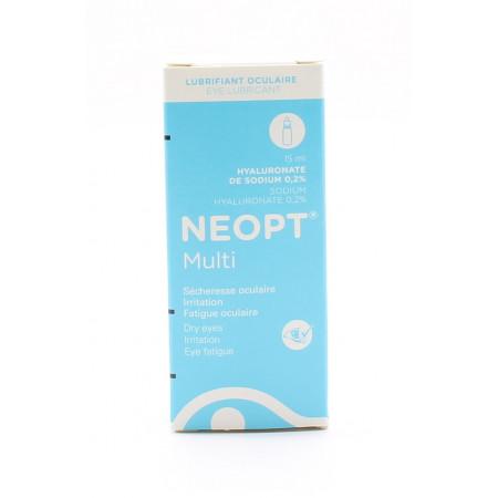 Neopt Multi Lubrifiant Oculaire 15ml