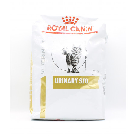 Royal Canin Veterinary Urinary S/O Chat 3,5kg