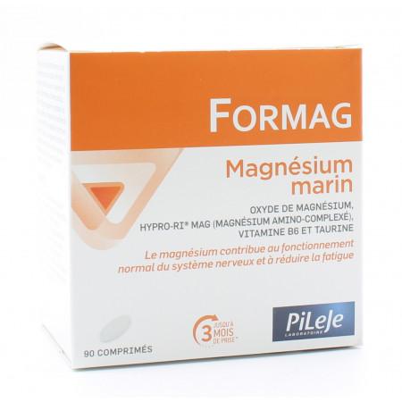 PiLeJe Formag Magnésium Marin 90 comprimés