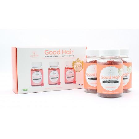 Lashilé Beauty Coffret Good Hair 3X60 gummies