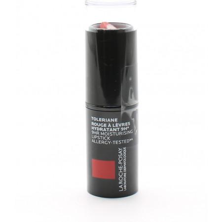 La Roche Posay Toleriane N°170 Brun Sépia Rouge à Lèvre Hydratant 9h 4ml