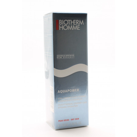 Biotherm Homme Aquapower Soin Hydratant...