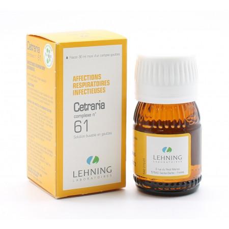 Lehning Cetraria n°61 30ml