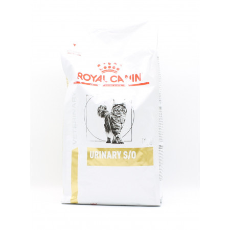 Royal Canin Veterinary Urinary S/O Chat 1,5kg