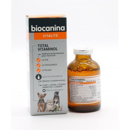Biocanina Vitalité Total Vitaminol 30ml