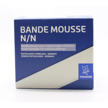 Thuasne Bande Mousse N/N 8mmX10cm