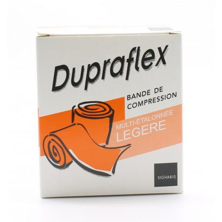Dupraflex Bande de Compression Multi-Étalonnée Légère 3,5X10cm
