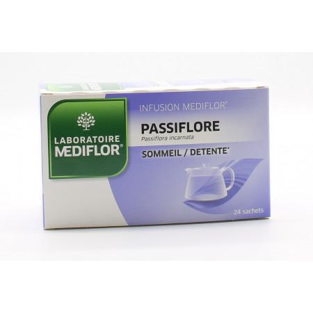 Mediflor Infusion Passiflore 24 Sachets