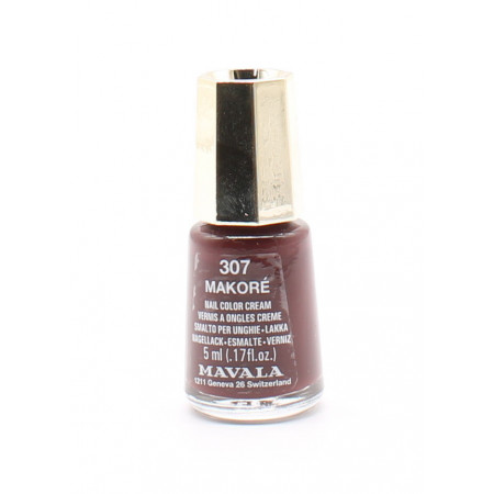 Mavala 307 Makoré Vernis à Ongles 5ml