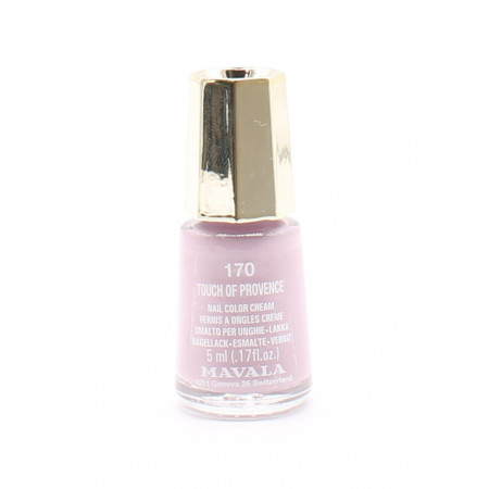 Mavala 170 Touch of Provence Vernis à Ongles 5ml