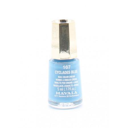 Mavala 167 Cyclades Blue Vernis à Ongles 5ml