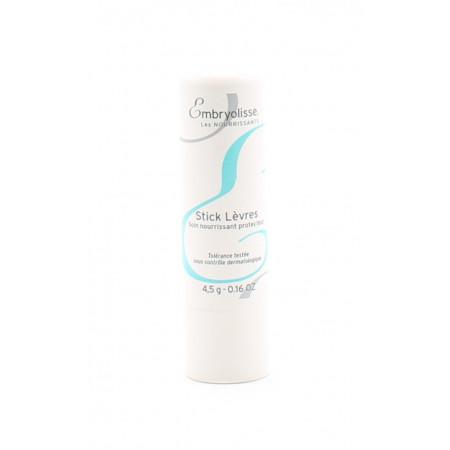 Embryolisse Stick à Lèvres Nourrissant 4,5g