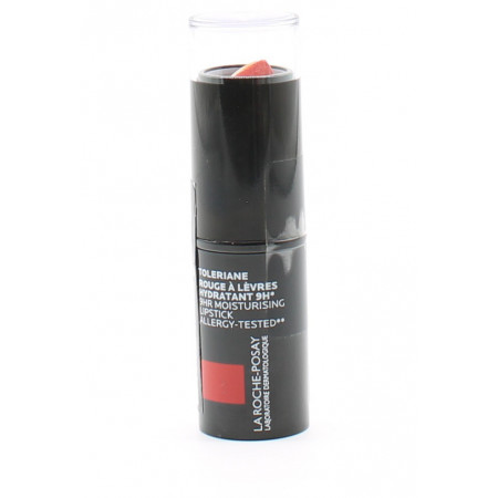 La Roche Posay Toleriane N°40 Beige Nude Rouge à Lèvre Hydratant 9h 4ml
